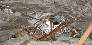 Greenlows Foil Radiant Barrier Systems In Dallas Ft Worth